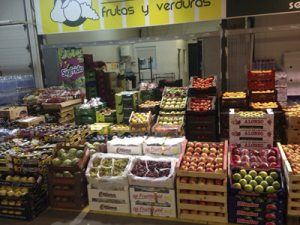 frutas verduras escuin