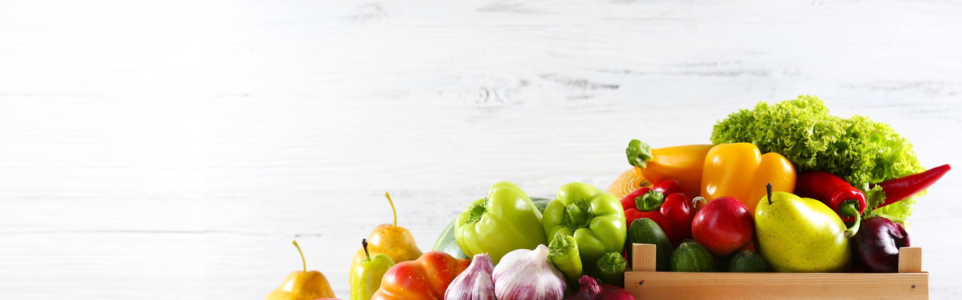 Frutas y Verduras de Calidad