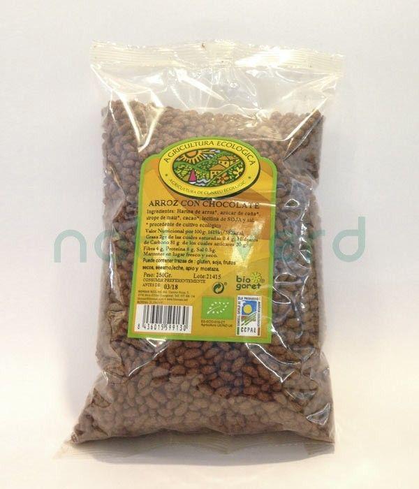 arroz chocolate castellon