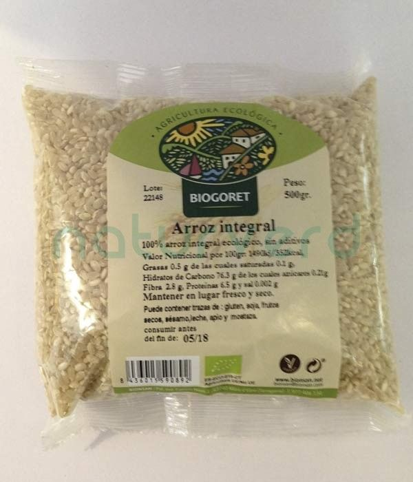 arroz integral castellon