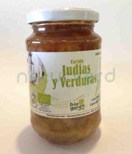 cocido judias verduras castellon