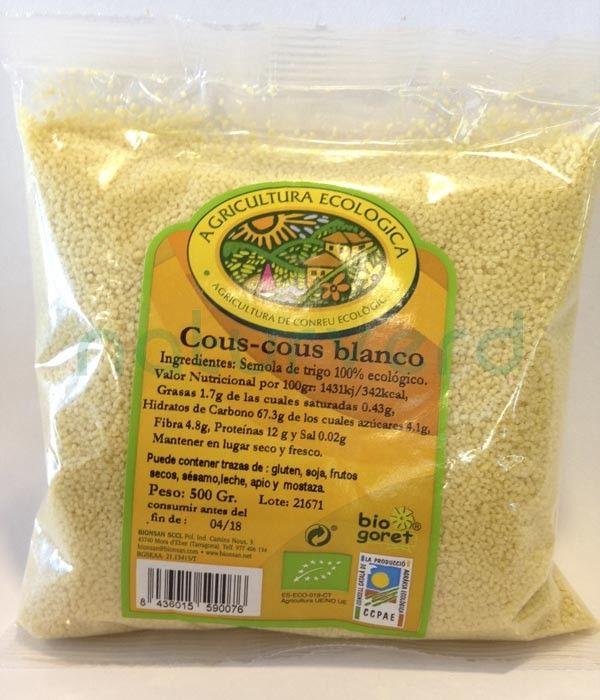 couscous blanco castellon
