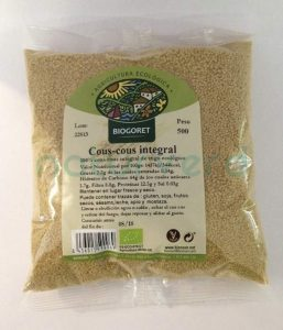 couscous integral castellon