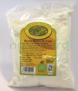 harina blanca trigo castellon