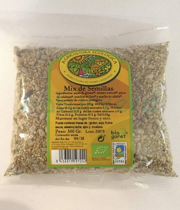 mix semillas castellon