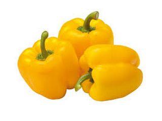 pimiento amarillo castellon