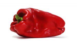 pimiento rojo castellon